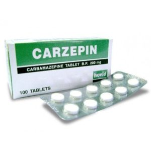 carzepin tablets
